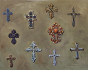 Wall of Crosses