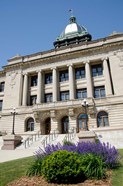 USA, Wisconsin, Manitowoc County Courthouse