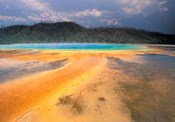 Grand Prismatic Geyser, Yellowstone National Park, Wyoming