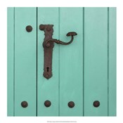 Rustic Turquoise Details II
