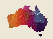 Australia Map 1