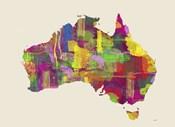 Australia Map 2