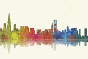 Chicago Illinios Skyline 1