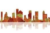 Houston Texas Skyline 1