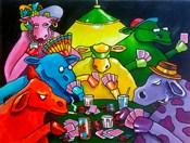 Cows Poker