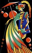 Art Deco Lady 4