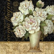 Antique Floral Still Life II