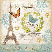 Le Papillon Paris I