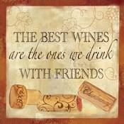 Wine Cork Sentiment II
