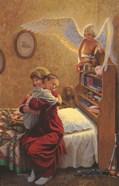The Cuddling Angel