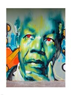 Graffiti de Mandela