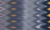 Windy Rug Pattern in Blues
