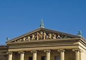 Philadelphia Museum (Pediment I)