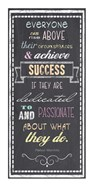 Achieve Success - Nelson Mandela Quote