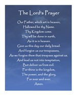 The Lord's Prayer - Blue Sky