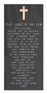 The Lord's Prayer - Chalk
