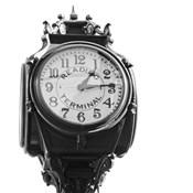Clock at Reading