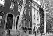 Delancy Street (horizontal) (b/w)