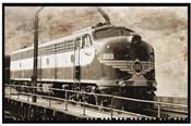 Erie Train 1