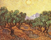 The Olive Trees, c.1889