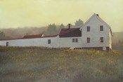 Autumn Sunset Monhegan