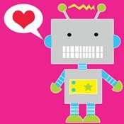 Robot - Pink