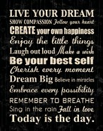 Live Your Dream 7