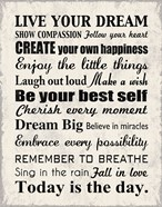 Live Your Dream 8