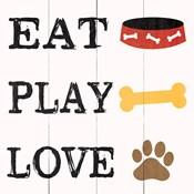 Eat Play Love - Dog 2
