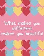 What Makes You Different 2