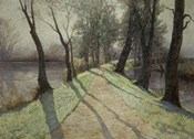 The First Frost, c. 1900