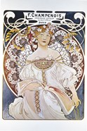 F Champenois, Paris 1898