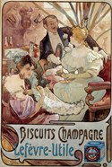 Champagne Biscuits, 1897