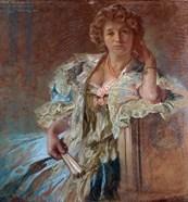 Portrait of Berthe Lalande, 1904