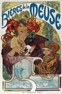 Les Bieres de la Meuse, 1898