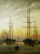 Ships in the Harbour, 1774-1840