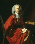 Portrait of Judge Martin Howard, 1767