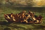 Don Juan's Shipwreck, 1840