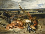 Still Life with Lobster, 1827
