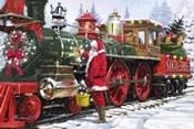 Santa's Train 1