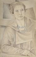 Portrait of Madame Lipchitz, 1918