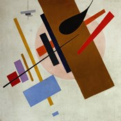Suprematism, c 1917