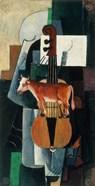 Bull and Violin, 1903