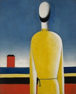 Presentimento Complex (Man with yellow shirt), 1928-1932