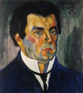 Self-Portrait, 1910