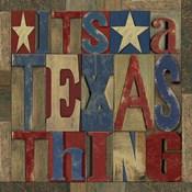 Texas Printer Block III