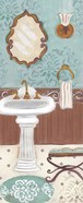 Fancy Bath Panel I