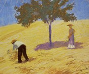 Baum Im Kornfeld - Tree In A Rye-Field, 1907