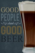 Good People Good Beer