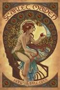 Scarlet Maiden Apple Cider